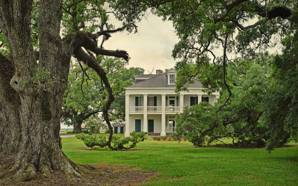 Oak and Felicity Plantation house